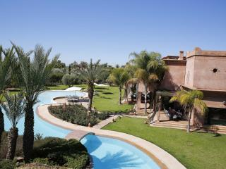 Spacious 6 bedroom Marrakech Villa with Internet Access - Marrakech vacation rentals