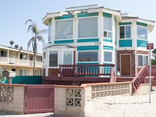Magnificent Victorian Beachfront on Mandalay Beach - Oxnard vacation rentals
