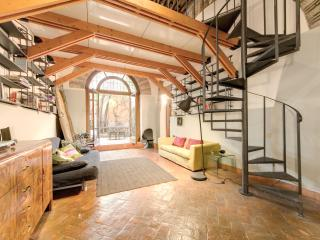 Trastevere Hyperloft with Patio - Rome vacation rentals