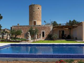 Can Salines, restored mill very nice - Felanitx vacation rentals