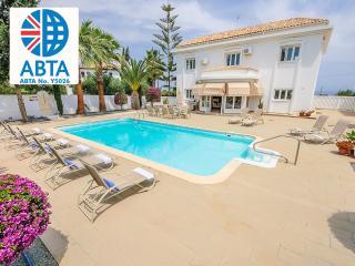 Oceanview Villa 104 - Grand & Spacious 5 bed - Protaras vacation rentals