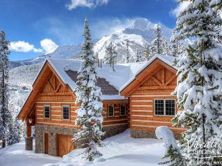 Little Plume Lodge: New Log Home, Perfect for This Winter's Ski Getaway! - Big Sky vacation rentals