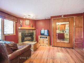 Fully Remodeled Ski in Ski out Studio at Iron Horse Resort. - Winter Park vacation rentals