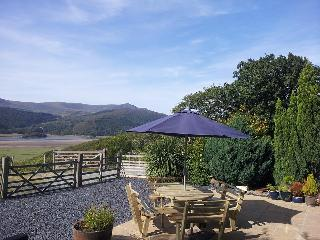 Pine Cottage with Stunning Mawddach estuary view - Arthog vacation rentals