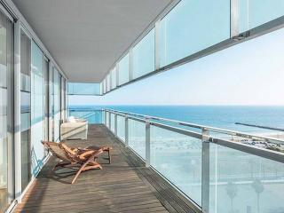 Sea View Luxury Apartment - Sant Adria de Besos vacation rentals