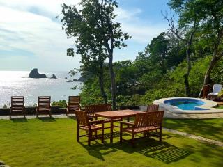 Villa Tortuga- Beachfront - Ideal for big group - Playa Maderas vacation rentals