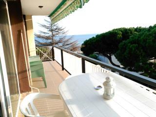 Apartment next Barcelona,pool,100m beach and train - Sant Andreu de Llavaneres vacation rentals