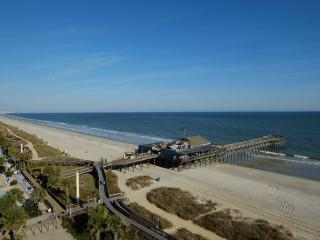 Oceanfront on the Boardwalk! Pool/lazy river/more! - Myrtle Beach vacation rentals