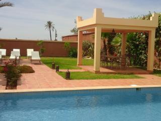 Belle Villa luxe style Riad - Palmeraie vacation rentals
