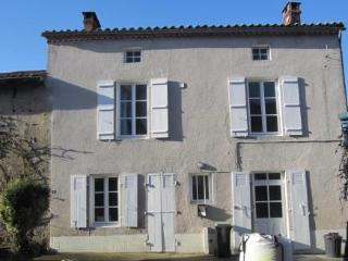 Suntrap garden in village in lovely countryside - Mezieres-sur-Issoire vacation rentals