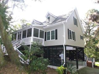 "521 Oristo Ridge - ""High Point"" Ocean Ridge - Edisto Beach vacation rentals"