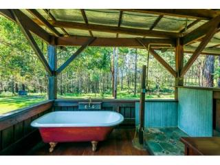 Handmade house on peaceful nut orchard by beach - Urunga vacation rentals