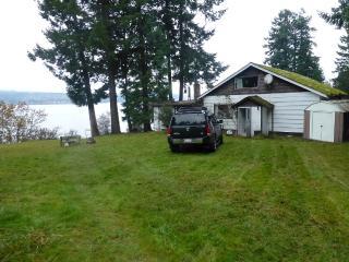 Island Exploring, Water Front Cabin - Denman Island vacation rentals