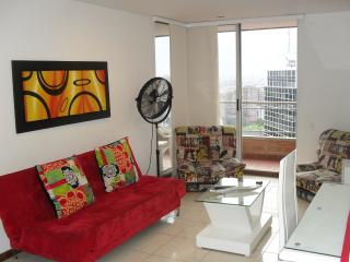 Nice 3 bedroom apartment located in El Poblado - Medellin vacation rentals