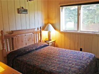 Located at Base of Powderhorn Mtn in the Western Upper Peninsula, A Comfy Duplex with Shared Outdoor Hot Tub & Great View of Ski - Ironwood vacation rentals
