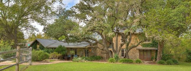 Red Corral Ranch – Limestone Lodge - Image 1 - Wimberley - rentals
