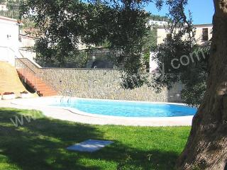 Charming House with Deck and Internet Access - Nerano vacation rentals