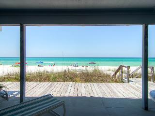Beautiful Oceanfront townhouse on quiet beach a short drive to Rosemary Beach - Surfer's Paradise (Beachfront) - Inlet Beach vacation rentals