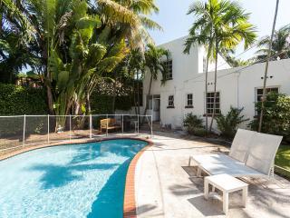 Miami Beach 3 Bed home ,swimming pool, south beach - Miami Beach vacation rentals