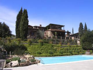 Stunning private villa in Chianti wellness - Castelnuovo Berardenga vacation rentals