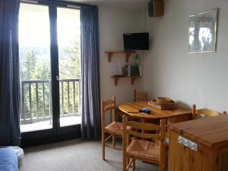Romantic 1 bedroom Flaine Apartment with Television - Flaine vacation rentals