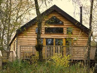 ROWAN Log Cabin, Dalavich, Loch Awe, Argyll & Bute  PA35 1HS - Dalavich vacation rentals
