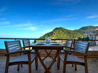 Costa Nord Apt with sea & mountain views - Banalbufar vacation rentals
