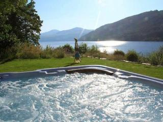 Lochside Hot Tub Cottage - 208226 - Kenmore vacation rentals