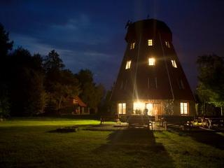 Replica of Old Windmill lake view biggest in Polan - Orzysz vacation rentals