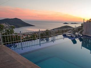 5 Bedroom Villa with very private Pool & Sea Views - Kalkan vacation rentals