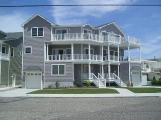 Beach Block , Excellent Ocean Views, Luxury - Brigantine vacation rentals