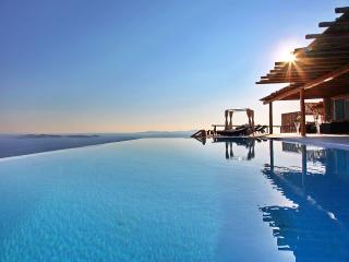 Greek Villas Mykonos - The  One and Only Villa with Pool  and 7 bedrooms to - Mykonos vacation rentals