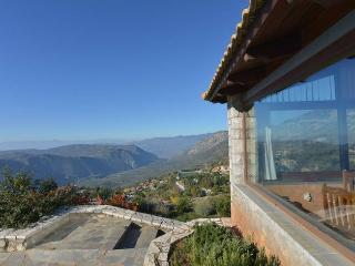 Tripio Lithari, mountain house in Arachova - Arachova vacation rentals