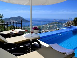 4 Bedroom Villa with very Private Pool &Sea Views - Kalkan vacation rentals
