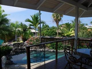 Maluhia Hale- Block From Beach! Ultimate Privacy! - Kailua-Kona vacation rentals