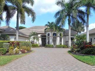 A beautifully appointed 3 bedroom single story pool home- pet friendly! - Bonita Springs vacation rentals