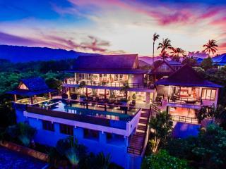Baan Grand Vista 5 bed Villa with Private 25m pool - Bophut vacation rentals