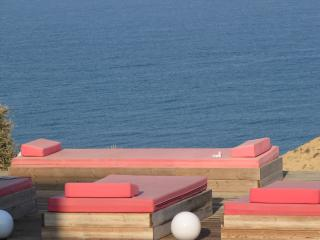 Sea front amazing beach house in Arsuf - Herzlia vacation rentals