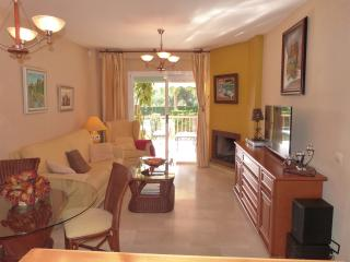 Lovely bright and airy 2 bedroom apartment - Sitio de Calahonda vacation rentals
