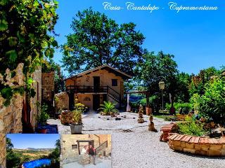 Casa-Cantalupo/Casa Lungo 4 Personen/ Cupramontana - Cupramontana vacation rentals