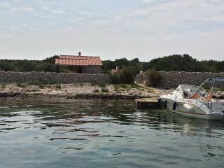 Kornati-Robinson house Gangaro - Dalmatia vacation rentals