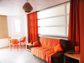 Rainbow - Orange Studio Apartment - Ayia Napa vacation rentals