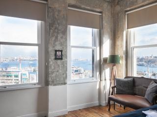★HUGE Galata Flat ★ W/Seaview★4Bedroom★2 Bathroom - Istanbul vacation rentals