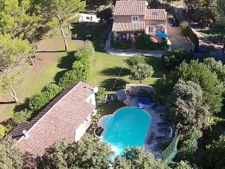 Loverly property with 2 villas - Beaucaire vacation rentals