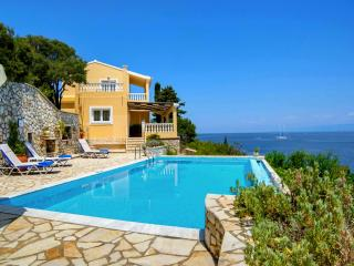 Villa Kalypso - Seafront Villa with Private Pool - Gaios vacation rentals