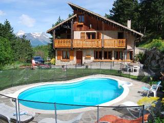 Chalet confort 10 personnes avec piscine chauffée - Serre-Chevalier vacation rentals