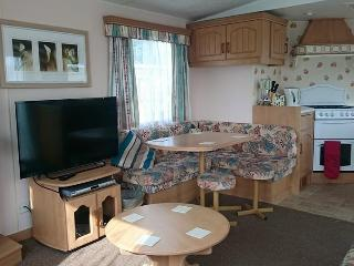Nice Caravan/mobile home with Deck and Garden - Skegness vacation rentals