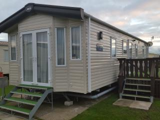 6 Berth 3 bed Caravan at West Sands Bunn Leisure - Selsey vacation rentals