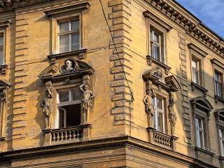 Residence Veverkova near Nation.Modern Art Gallery - Prague vacation rentals