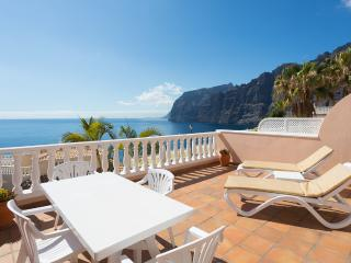 FIRST CLASS  SUNNY APARTMENT E - Los Gigantes vacation rentals